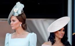 Một loạt bằng chứng cho thấy Meghan và chị dâu Kate từ bạn bè thân thiết nhanh chóng trở thành hai kẻ lạnh nhạt