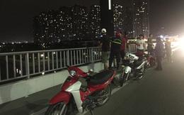 Nam thanh niên bỏ lại thư tuyệt mệnh nhảy cầu Sài Gòn tự tử