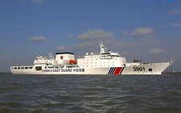 Không thể xem thường khi tàu Hải cảnh Trung Quốc trang bị pháo bắn nhanh 6 nòng