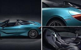 Siêu xe mui trần McLaren 720S SPIDER 2019 vừa lộ diện có tính năng đặc biệt gì?