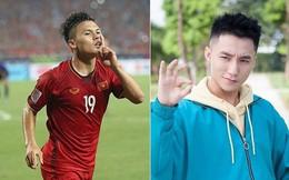 Chân dung các tuyển thủ Việt Nam qua con mắt hài hước của Hoàng Bách