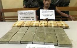 Lực lượng Biên phòng bắt giữ trên 1,2 tấn ma túy
