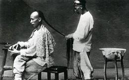 Rùng mình trước công dụng thực sự phía sau kiểu tóc đặc trưng của đàn ông thời nhà Thanh