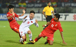 HLV Park Hang-seo sẽ làm gì nếu Quang Hải bị Malaysia phong tỏa?