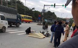 Hà Nội: Nam thanh niên bị xe khách cán qua người tử vong khi đang dừng đèn đỏ
