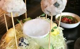 """Nhà hàng lẩu hữu cơ đầu tiên ở Thượng Hải gây ấn tượng khi cho thực khách tự """"thu hoạch"""" rau ngay tại bàn"""