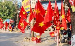 """Các sản phẩm """"ăn theo"""" đội tuyển Việt Nam bị đẩy giá gấp 2 - 3 lần"""
