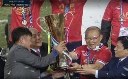 Đài truyền hình Hàn Quốc hồ hởi thông báo đạt thành công lớn nhờ Việt Nam & thầy Park