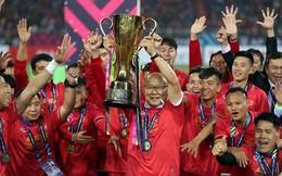 VFF nói về kế hoạch mừng công đội tuyển Việt Nam vô địch AFF Cup