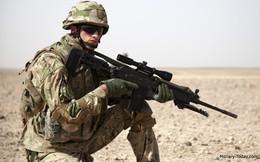 Ảnh: Uy lực súng trường bắn tỉa IMI Galatz của Israel