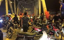 Trung tâm cấp cứu 115 Hà Nội tiếp nhận 50 cuộc gọi TNGT đêm diễn ra trận chung kết AFF Cup