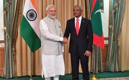 """Ấn Độ """"thắng đẹp"""": TQ thất thế, tổng thống Maldives buông lời làm Bắc Kinh nhói lòng"""