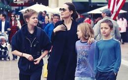 """Angelina Jolie đưa con ruột đi chơi sau khi tố chồng cũ từng """"ghét bỏ"""" Pax Thiên"""