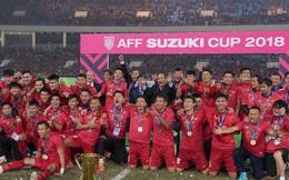 FIFA: 'Thời hoàng kim của bóng đá Việt Nam đang đến'