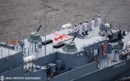 """Chiến hạm tàng hình cỡ nhỏ mạnh nhất của Nga được trang bị """"vũ khí"""" mới"""