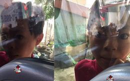Đôi mắt ám ảnh ngoài cửa kính ô tô khiến người đàn ông giật mình, sợ hãi
