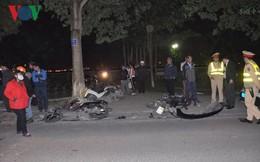"""Tình hình nạn nhân trong vụ """"xế hộp"""" Lexus tông liên hoàn tại Hà Nội"""