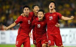 Quang Hải, Anh Đức, Đình Trọng lọt top 10 VĐV Việt Nam xuất sắc nhất năm 2018