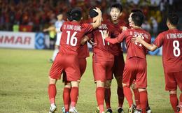 Dân mạng Việt Nam nổi giận khi cầu thủ liên tục bị đốn ngã do Philippines chơi xấu