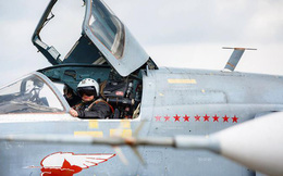 Bí ẩn những ngôi sao chiến công trên chiến đấu cơ Nga ở Syria: Tiêm kích Su-57 có đầy sao