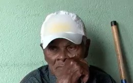 Cụ ông sinh năm 1900 tuyên bố là người cao tuổi nhất thế giới