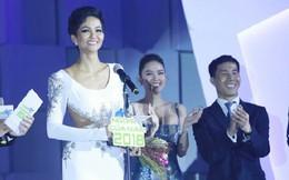 H'Hen Niê được trao giải Ngôi sao vì cộng đồng 2018