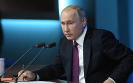 """Tổng thống Putin trả lời câu hỏi: """"Ông có tìm cách thống trị thế giới không""""?"""