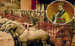 Không chỉ có đội quân đất nung, lăng Tần Thủy Hoàng có thể còn chứa 4 thứ ít ai ngờ đến này