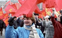"""""""Trở về thời Xô viết"""": Số người Nga nuối tiếc Liên Xô sụp đổ chạm mức kỉ lục trong vòng 15 năm"""