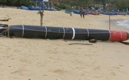 Bộ Quốc phòng Trung Quốc xác nhận về nguồn gốc ngư lôi phát hiện ở Phú Yên Việt Nam
