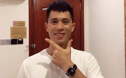 Trong thời gian dưỡng thương, Đình Trọng bất ngờ tuyên bố đi bán bưởi cho mẹ, xem clip ai cũng bật cười