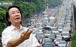 """TS Nguyễn Xuân Thủy: Nếu thu phí bảo vệ môi trường đối với khí thải, liệu có """"phí chồng phí"""""""