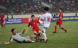 TRỰC TIẾP Việt Nam 0-0 Triều Tiên: Bùi Tiến Dũng, Quế Ngọc Hải vào sân