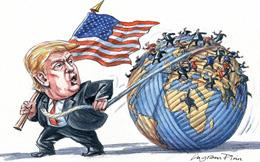 """Thời đại bá quyền sụp đổ: Nhường Trung Đông cho Nga, Mỹ sắp """"dâng"""" châu Á-TBD cho TQ?"""
