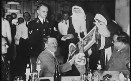 """Kí ức khó quên thời Adolf Hitler: Lễ Giáng sinh chỉ dành cho """"tộc người thượng đẳng"""""""