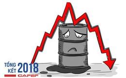 Phá đỉnh rồi thủng đáy, thị trường dầu mỏ 2018 để lại những bài học đau thương đến tột cùng