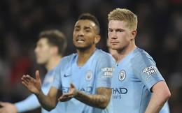 """Man City gục ngã """"điếng người"""" trong ngày Liverpool thị uy sức mạnh vũ bão"""