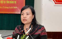 Nữ Bí thư huyện chỉ đạo công an theo dõi đoàn UBKT TƯ có nhiều phiếu tín nhiệm cao