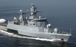 Ảnh: Sức mạnh tàu hộ tống lớp Braunschweig hiện đại nhất của Đức