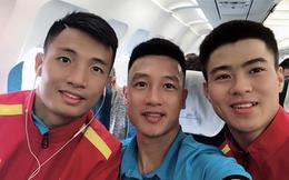 ĐT Việt Nam đặt chân đến Qatar, sẵn sàng tái đấu Philippines