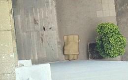 Trích xuất camera phát hiện biểu hiện lạ của cô gái trước khi nhảy lầu ở trường ĐH tại TP.HCM