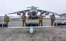 """[ẢNH] Quân đội Ukraine nhận """"quà Giáng sinh"""" siêu khủng từ Tổng thống Petro Poroshenko"""