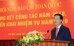Phát biểu của Trưởng Ban Tuyên giáo TƯ tại hội nghị báo chí toàn quốc