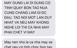 """2 nữ nhà báo điều tra vụ thu tiền """"bảo kê"""" chợ Long Biên bị dọa giết cả nhà"""
