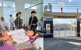 'Hỏi cung' học sinh sau sự việc phạt tát 231 cái: Kiểm điểm lãnh đạo trường THCS Duy Ninh