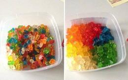 """Dở khóc dở cười với món kẹo được làm riêng cho người mắc bệnh OCD nhưng vẫn bị các """"con bệnh"""" chỉ ra lỗi sai"""