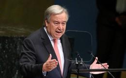 Thông điệp năm mới của Tổng Thư ký Liên Hợp Quốc: Hợp tác sẽ chiến thắng
