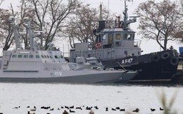 Tuyên bố cứng rắn của Ukraine liên quan đến eo biển Kerch