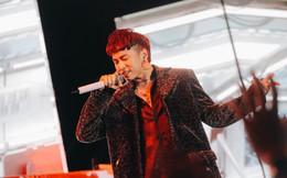 Min, Karik, Justatee khuấy động đêm nhạc bằng loạt hit đình đám
