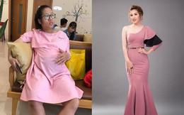 Mẹ bầu 90kg xấu xí đẻ xong hóa thiên nga, kiếm 200 triệu/tháng: Là đàn bà nhất định phải giàu, phải đẹp!